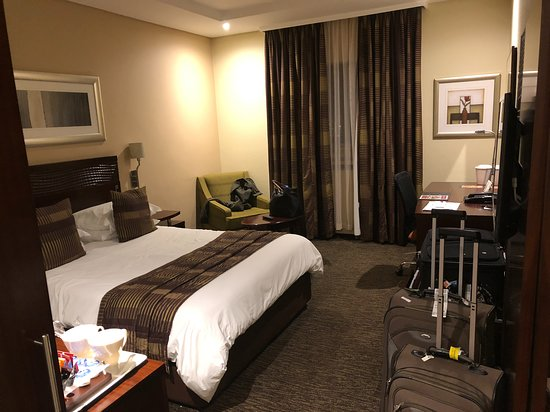 Kempton Park, Sudáfrica: Twin beds available too
