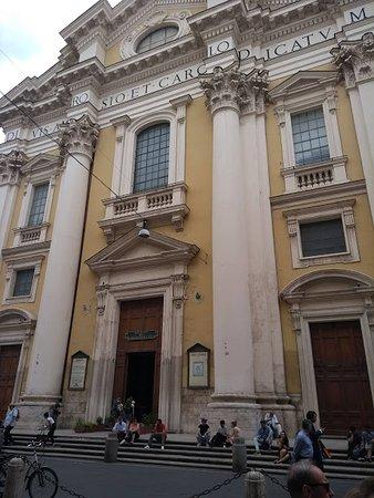 Basilica dei SS. Ambrogio e Carlo al Corso照片