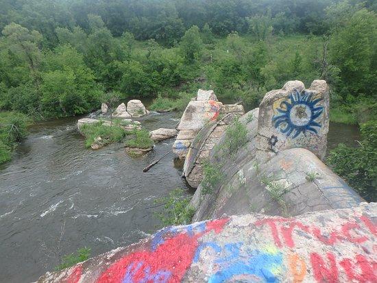 Broken Down Dam Park