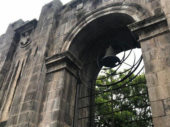 Ruins of the Church of Carthage: Las ruinas