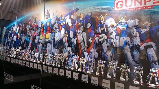 The Gundam Base Tokyo
