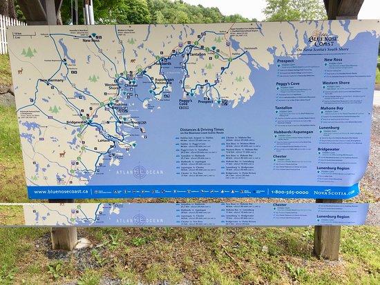 Mahone Bay Visitors Information Centre