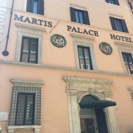 Martis Palace Hotel Rome: Hotel Martis Palace