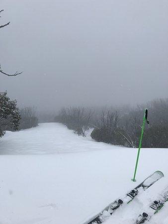 Falls Creek Alpine Resort: Avoid if inclement weather