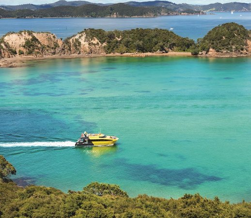 Paihia, Nuova Zelanda: Explore the Bay of Islands