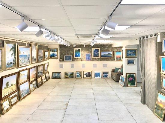 Арт-галерея СУБ'marina