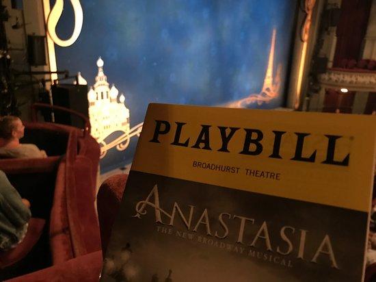 Anastasia the Musical: Anastasia Musical