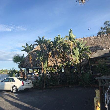 Jensen Beach, Φλόριντα: Great location for drinks on the beach