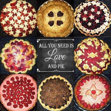 Three Forks, MT: Homemade pies made daily! #threeforkspielady