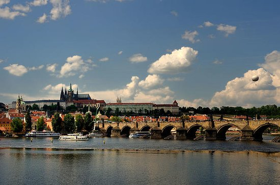 Prague Castle Ticket and Introductory...