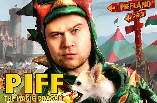 Piff The Magic Dragon på Flamingo Las...