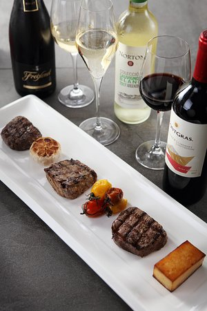 Metro Manila, Philippinen: Steak Tasting Platters