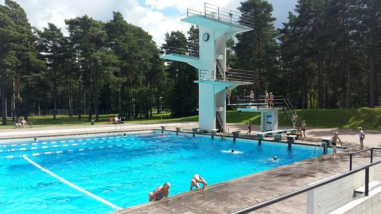 Pori Outdoor Pool