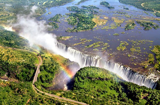 3-dagers Victoria Falls tur med...