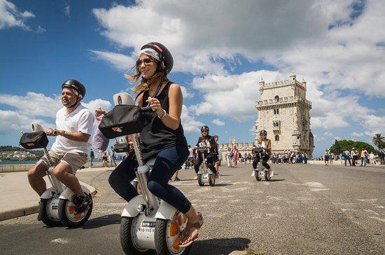 Sitgo Belem Tour - Sitway em Lisboa...