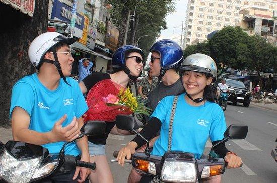 Tour por la ciudad de Saigon Motorbike