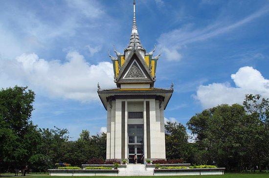 Half-Day Tour - Tuol Sleng Genocide Museum and Choeung Ek from Phnom...