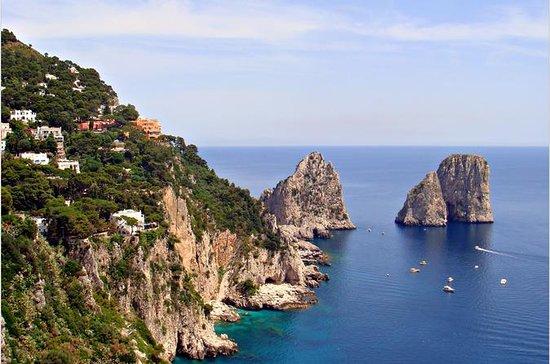Capri Easy Boat Opplev Daily Tour