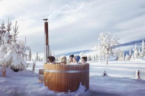Lapland Wellness and Relaxation Day