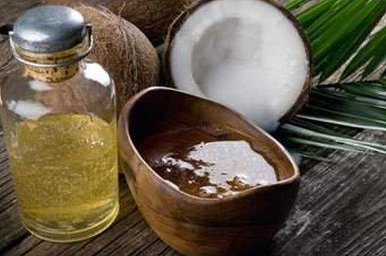 Warm Coconut Massage