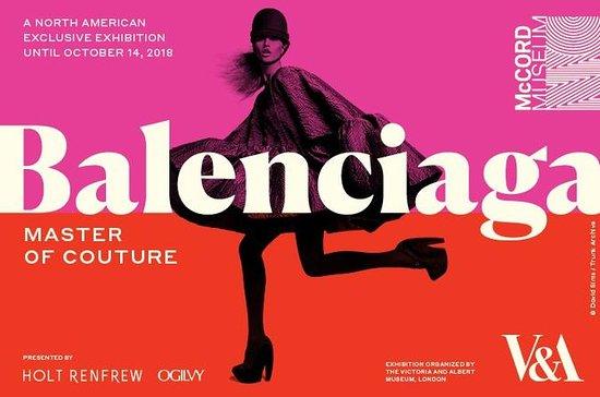 Balenciaga - Master of Couture