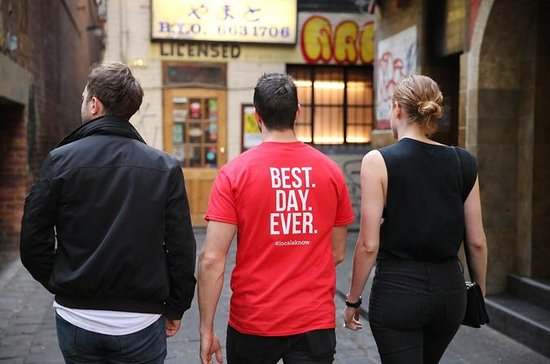 Melbourne - Private Booze Makes History Better History Tour with a...