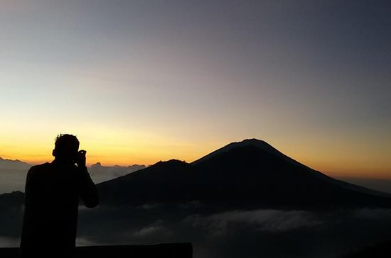 Batur Volcanic Exploration,Sunrise...