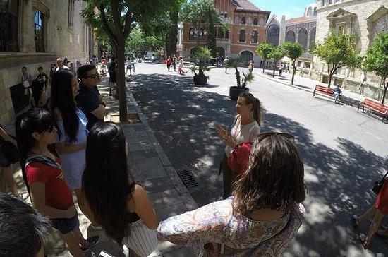 Visite privée de Valence avec guide...