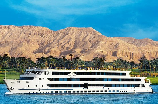 Nile Cruise Package uit Cairo