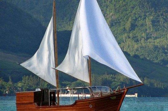 Pirate Boat Cruise to Ile Aux Cerfs...