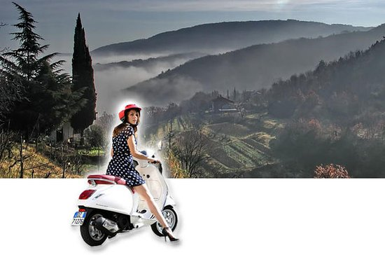 VESPA WINE TOUR