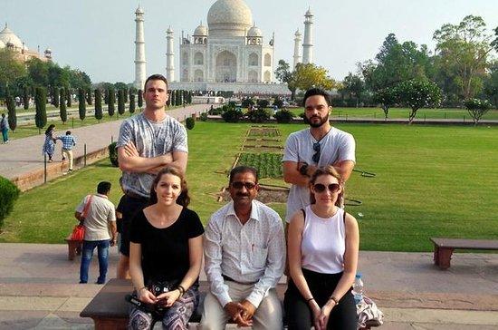 Golden Triangle Tour With Safari ( Ranthambore )