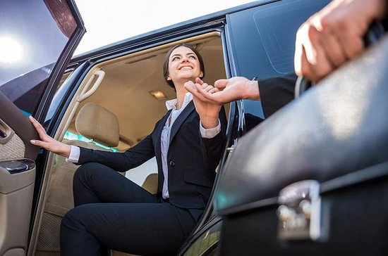 Private Abreise Luxury Transfer: Nassau International Airport (1 - 5)