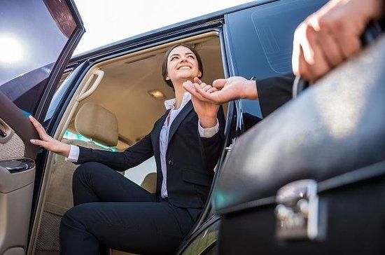 Private Departure Luxury Transfer: Freeport International Airport (1...