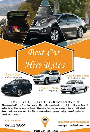 Porto Car Hire Kenya