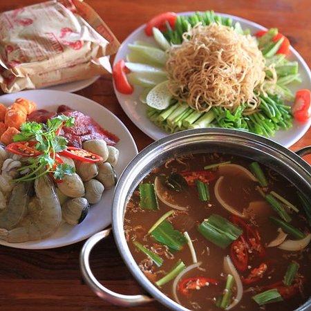 Bao Loc, Βιετνάμ: Lẫu Thái
