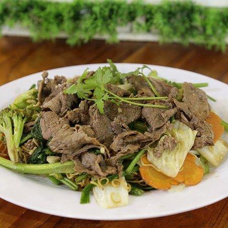 Bao Loc, Βιετνάμ: Mì xào bò