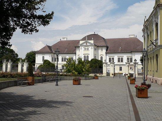 Szecseny, Hungary: Kubinyi Ferenc múzeum  (Forgách-kastély)