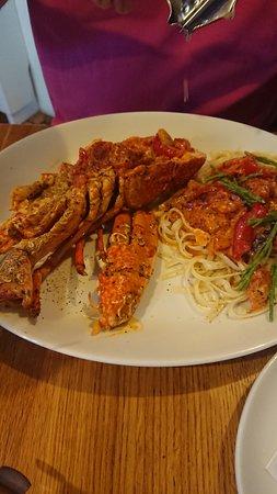 Le Pisani - Axminster: Lobster pasta