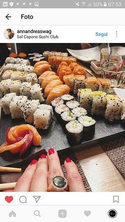 Sal Capone il miglior sushi di Palermo