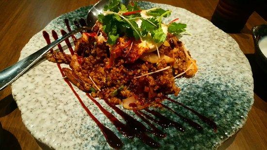 Mount Eden, Nowa Zelandia: Duck Fried Rice