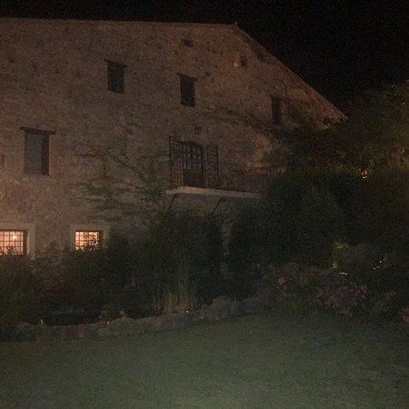 Bilde fra Castello di Petrata Ristorante