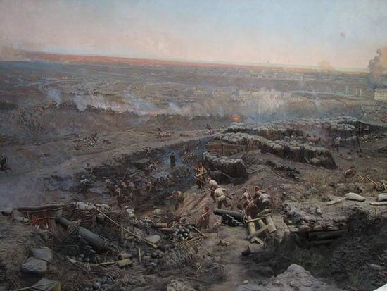 "Panorama Museum on the Siege of Sevastopol: Панорама""Оборона Севастополя 1854–1855 гг."""