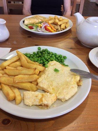 Bellingham, UK: Nowt fancy, just good food.