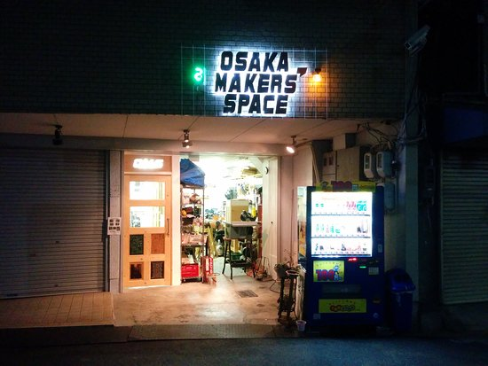 ‪Osaka Makers Space‬