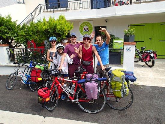 Vélo Gîte Valence