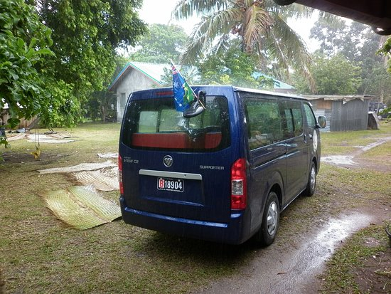 See The Real Vila Tours: Charlie's transport...YES it is air conditioned!