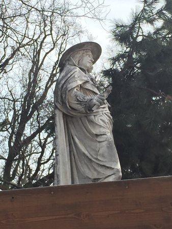 Statue Leopold Karl von Kollonitsch