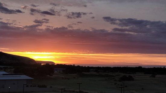Normanville, Austrália: Lady Bay Sunset