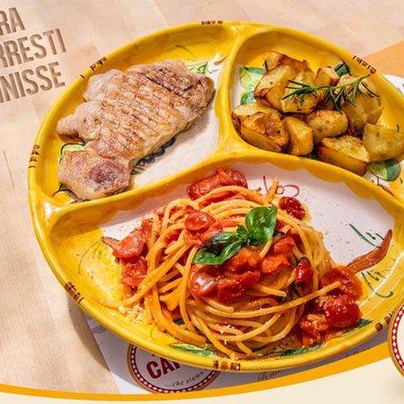 Ristorante pizzeria Casa Caponi